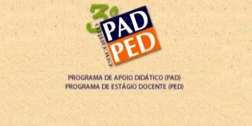 3º Encontro PAD/PED