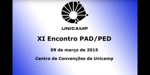 11º Encontro PAD/PED