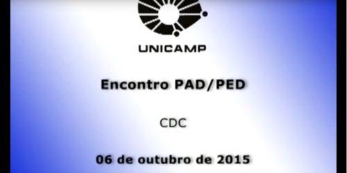 12º Encontro PAD/PED