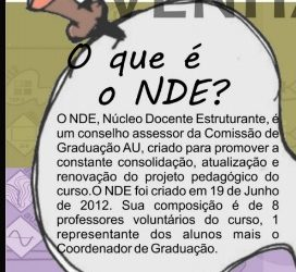 O NDE como Instrumento de Gestão do Projeto Pedagógico