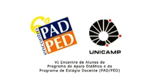 6º Encontro PAD/PED