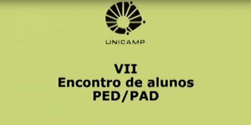 7º Encontro PAD/PED
